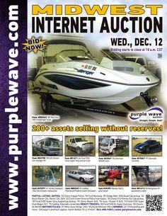 Midwest Auction  December 12, 2012  http://purplewave.co/121212A