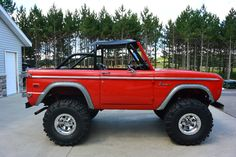 1974 Ford Bronco $13,000.00