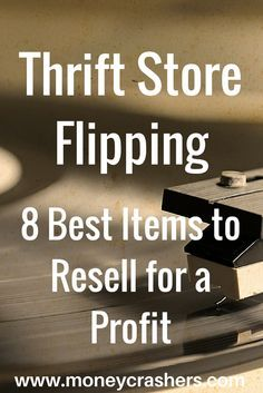 With the right approach, thrift store flipping – the practice of purchasing items from a thrift shop with the intent to resell them – can go from a hobby to an income stream.