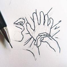 #erotic #eroticart #erotique #erotismo #erotism #art #artwork #drawing #nudeart #lineart #sex #sexydrawing #eroticdrawing #line #ink #ilustracionerotica #minimal #notebook #sketch #sketchbook #lovewatts #pencil #nachocasanova #illustration #eroticillustration #hands #mouth #mouthgasm #lips