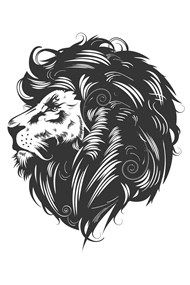I think this would be cool... The Lion of the Tribe of Judah #christian
