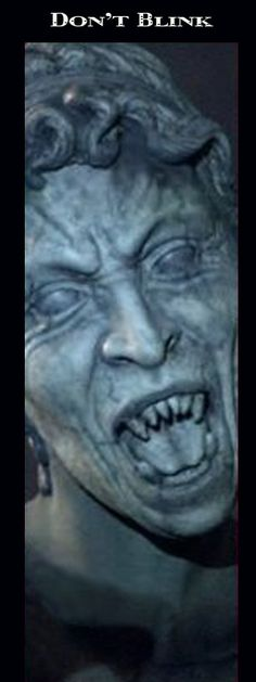 Weeping angel Bookmark