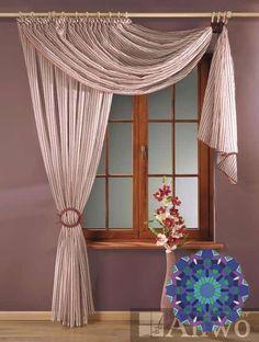 diy curtains?