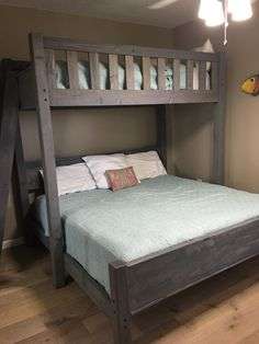 Fine cool beds to climb the bunk beds full over queen kids bunk beds for girls .Fine cool beds to climb bunk beds full over queen kids bunk beds for girls Awesome bunk beds for Queen Size Bunk Beds, Full Size Bunk Beds, Adult Bunk Beds, Bunk Bed Rooms, Bunk Bed With Desk, Loft Bunk Beds, Double Bunk Beds, Bunk Bed Plans, Bunk Beds With Storage