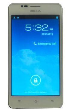 Konka Tuxedo Dual Core Smartphone launched