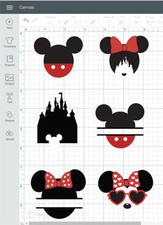 cricut vinyl projects How to make free Disney inspired SVG cut files within Cricut Design Space. Cricut Svg Files Free, Cricut Fonts, Cricut Vinyl, Cricut Air, Free Svg Cut Files, Disney Land, Disney Disney, Disney Cups, Disney Babies