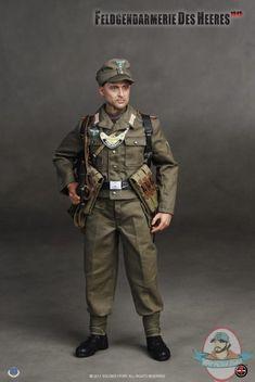 Soldier Story Feldgendarmerie Des Heeres 1945   Man of Action Figures
