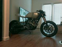 KTM Duke II Cafe - Page 8 - Custom Fighters - Custom Streetfighter Motorcycle Forum