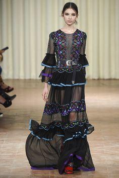 Alberta Ferretti - Spring 2017 Ready-to-Wear Fashion Show MFW