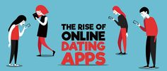 Dating apps have grown in popularity is such a short period of time.  Check out this week's blog for an infographic that tells it all.