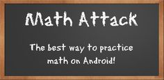 Math Attack #matematicas #app #android #educacion