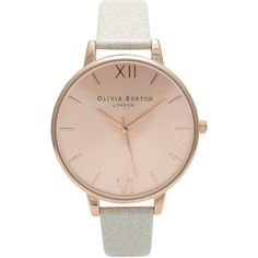 TOPSHOP **Olivia Burton Big Rose Gold Watch and other apparel, accessories and trends. Browse and shop 8 related looks.
