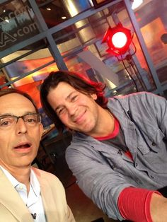 Christian Kane and Mike Castellucci on Good Morning Texas