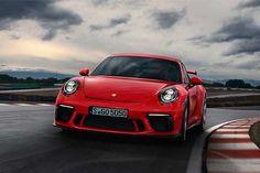 Novo Porsche 911 GT3 aparece em Genebra. Motor tem 500 cv