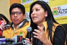 Alcadesa de El Alto insiste en críticas a la Justicia por la forma en que se encara proceso contra funcionarios ediles   Radio Panamericana