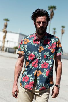 the summer 2014 should be about flowers and colours - JACK & JONES VINTAGE CLOTHING Summer 2014 Campaign