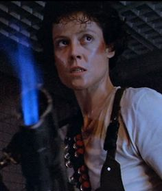 Ellen Ripley - Sigourney Weaver - Aliens 1986