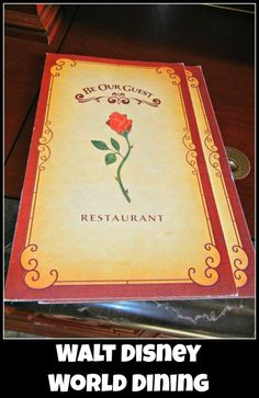 Walt Disney World Dining Information, including Disney's Dining Plans and Restaurant Menus as well as money saving tips and more.