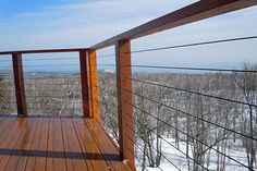 cable handrails | deck rails systems and kits | decking railings | stainless steel cable railings | sightlines MN