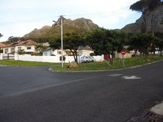 La dernière intersection avant la maison