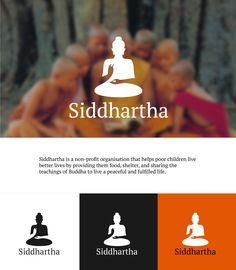 Siddhartha | Logo Design & Branding on Behance