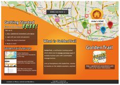 GoldenTrail first brochure
