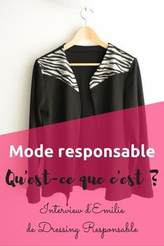 Mode responsable, qu