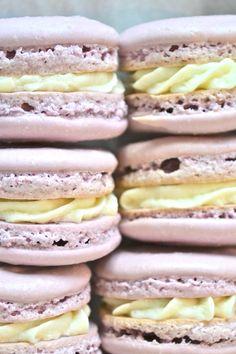 Dairy-free, dairy free baking, french macarons, dairy-free french macarons