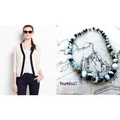 Beautiful gemstone necklace: etsy.me/1hhVL9b