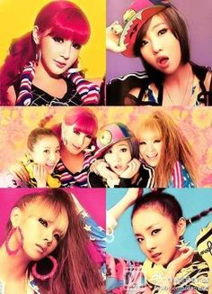 2NE1 Kpop Girl Groups, Korean Girl Groups, Kpop Girls, Cl 2ne1, Female Reference, Sistar, Girl Bands, Star Wars, Girl Day