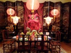 Chinese Decoration Ideas   Decorating Family Living Room