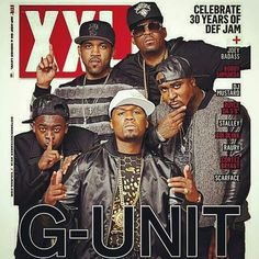 Since reuniting on the 2014 Summer Jam stage in June, G-Unit's buzz has been off the charts. The crew of 50 Cent, Kidd Kidd, Tony Yayo, Lloyd Banks and Young… Mode Hip Hop, Hip Hop Rap, Love N Hip Hop, Hip Hop And R&b, Music Memes, Rap Music, Music Life, 50 Cent Music, Tony Yayo