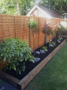 Unique Garden, Small Garden Design, Easy Garden, Garden Art, Patio Design, Garden Beds, Fence Design, Fence Garden, Garden Hose
