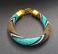 jewelry-blond: Patterns strings crochet-koralikowych