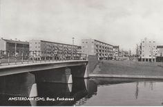 1950 ca Burgemeester Fock straat