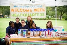 Mississippi College Freshmen and Transfers Invited to Welcome Week Activities   Mississippi College