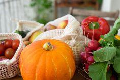 Obst- und Gemüsenetze können helfen, weniger Kunststoffmüll zu produzieren -  #plastikfrei, #verpackungsarm, #nachhaltig. Mehr Infos und Tipps findest Du auf dem Blog 11iE nachhaltig leben.