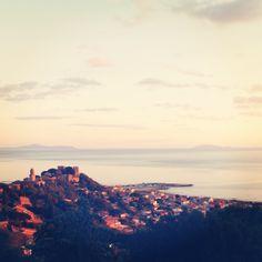 Free man you will always cherish the sea. (Castiglione della Pescaia)