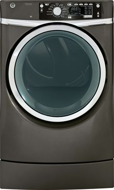 """GE GFDR485GFMC 28"""" Gas Dryer. Buy more, save more. Watch your savings grow. A minimum of 2 items must be added to the cart to be qualified. The qualifying discount amount depends on the brand and the value of your cart and item(s) total. If you qualify for the AppliancesConnection exclusive instant savings discount you will see a green badge below the items in your cart with the amount of savings for shopping with us."""