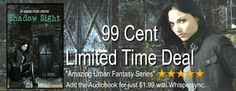 Urban Fantasy Limited Time Deal: Shadow Sight 99 Cents Ivy Granger Book 1