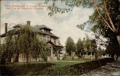 Two Residences in the City of Beautiful Homes Coeur D'Alene Idaho