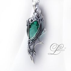 handmade: necklaces , pendants technique: wire-wrapping materials: silver, quartz Facebook page Online shop Etsy shop