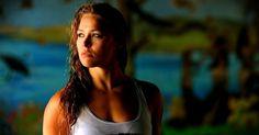 Norte-americana Ronda Rousey chama a atenção pela beleza desde o Strikeforce e é tida como uma das musas do MMA