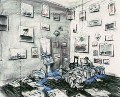 """A exposição William Kentridge: fortuna, com 38 desenhos, 27 filmes e animações, 184 gravuras e 10 esculturas, ocupa o Instituto Moreira Salles de 24 de outubro a 17 de fevereiro de 2013. Na mostra, o processo de criação pouco convencional do artista é revelado, além da variedade e o vigor de sua atividade multifacetada, mostrando...<br /><a class=""""more-link"""" href=""""https://catracalivre.com.br/geral/agenda/barato/william-kentridge-recebe-exposicao-inedita-na-america-do-sul/"""">Continue lendo…"""