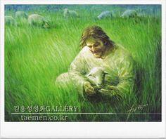 """""""Io sono il buon pastore."""""""