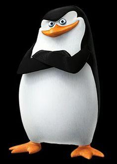 Penguins of madagascar skipper