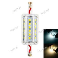 78mm R7S 85-265V 5W 480LM 360° Light Angle SMD 2835 LED Light Bulbs Warm White Natural White HLT-512098