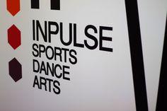 inPulse design details #Hexagons #Logo #Colorful #Sports #Dance #Arts