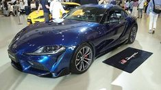 Roses are red violets are . ohh look, a blue Supra Mk1, Toyota Supra, James Bond, Jdm Cars, Violets, Red Roses, Sport, Blue, Stuff To Buy