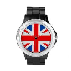 British flag Union Jack gifts Wristwatches